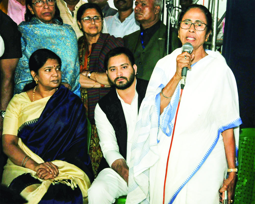 Would rather die than surrender: Mamata