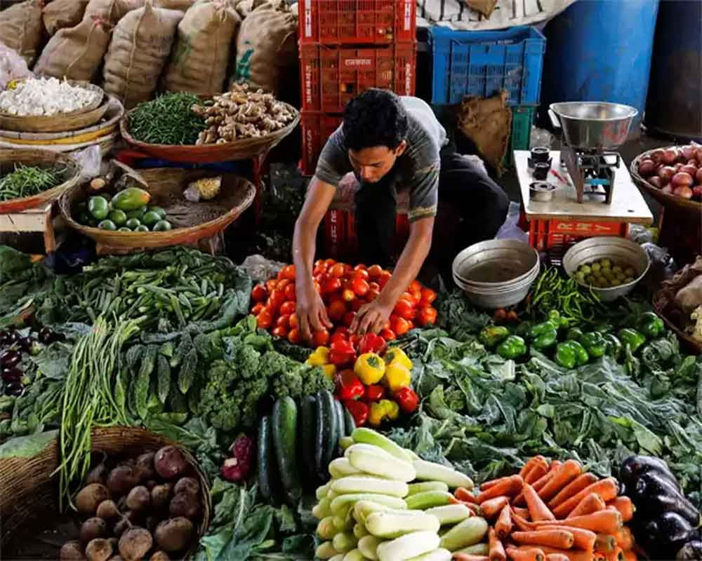 WPI inflation spikes to 3.18 pc in March on costlier food, fuel