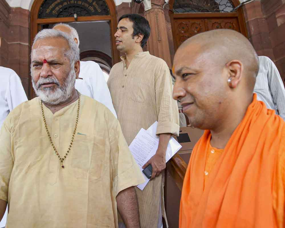 Image result for Yogi government