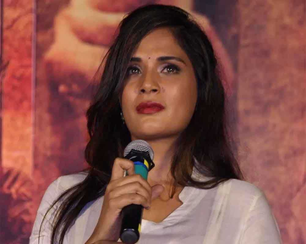 You become greedy when you get good scripts: Richa