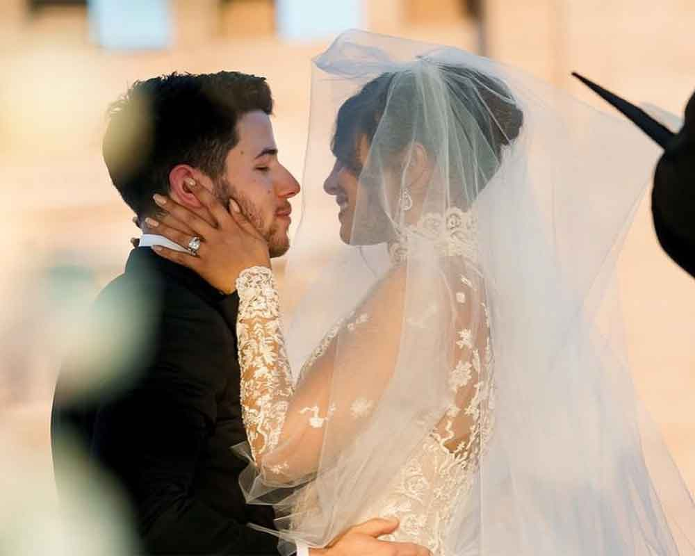You bring me joy, grace, balance: Priyanka's sweet anniversary message for Nick