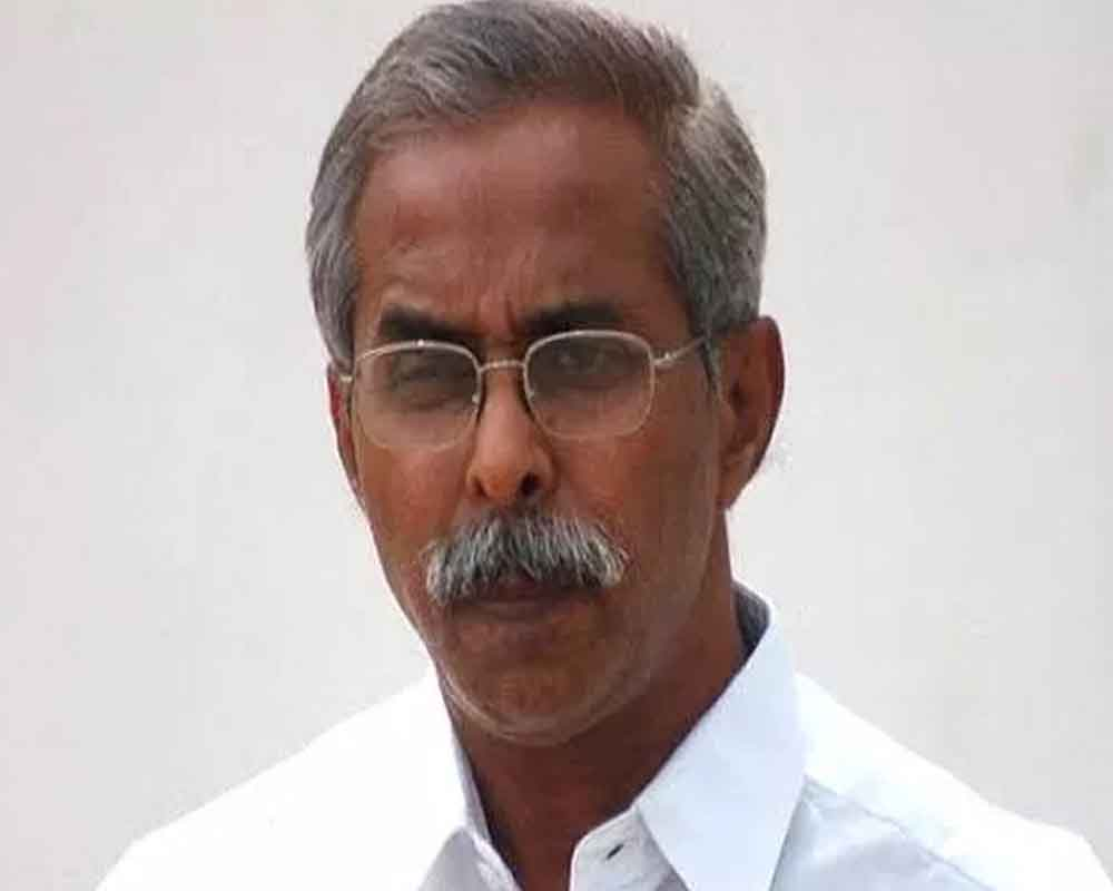 YSR Congress leader Vivekananda Reddy found dead
