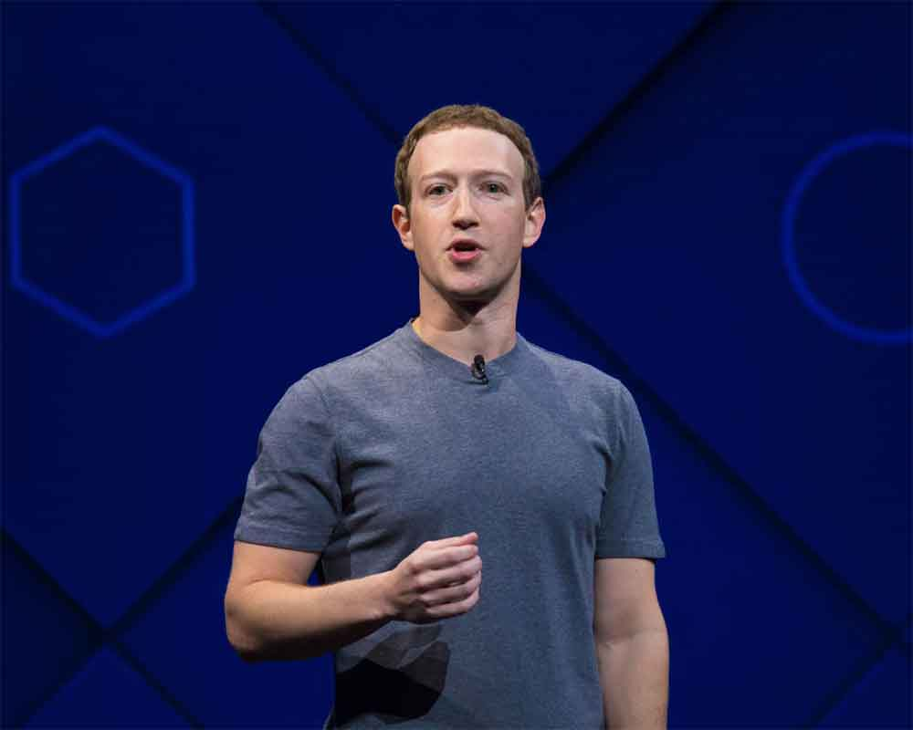 Zuckerberg ahead of Cook, behind Pichai in top CEOs index