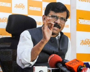 'Agneepath', says Raut as Sena treads tough path with Cong-NCP