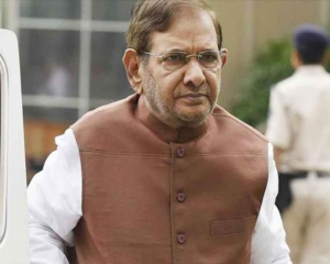 'Mahagathbandhan' announces seat-sharing formula in Bihar, Sharad Yadav to fight on RJD symbol