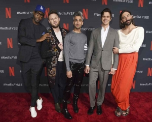 'Queer Eye' renewed for season four and five by Netflix