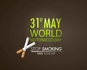 'Yellow line' campaign in C'garh on 'World No Tobacco Day'