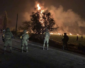 66 killed in Mexico pipeline blast