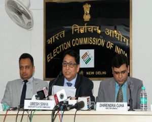 66 pc turnout recorded in second phase of LS polls: EC
