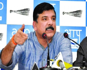 AAP rejects 'only Delhi' offer as Cong refuses to share Haryana