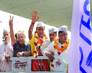 AAP tie-up hope dim, Cong may list candidates today