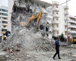 Albania arrests nine people after quake killed 51