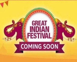Amazon announces Great Indian Festival - Diwali Special sale