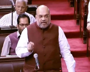 Amit Shah to head ministerial panel on Air India sale