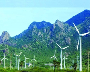 Answer to power woes blowing in the wind?