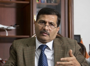 Ashwani Lohani takes charge as Air India CMD
