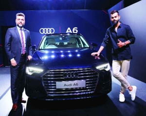 Audi launches eighth-generation A6 in India