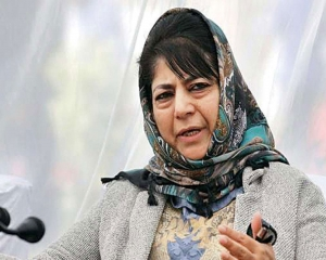 Ban on JKLF will turn Kashmir into open air prison: Mehbooba
