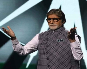 Big B turns 77; celeb wishes pour in