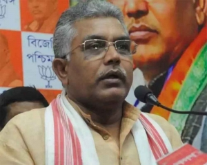 BJP will follow tit for tat policy to counter TMC : Dilip Ghosh