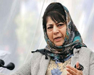 Bloodshed will only stop when Centre overhauls its approach to J-K: Mehbooba