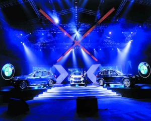 BMW India launches new X5