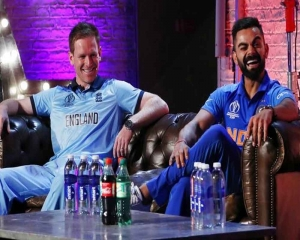 Border picks Kohli, Morgan, Finch as 3 skippers to watch out for in WC