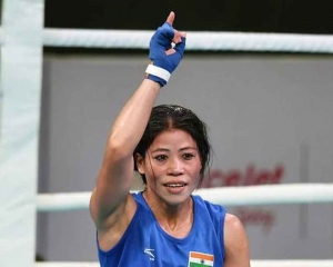 Boxing great Mary Kom named brand ambassador of PUMA