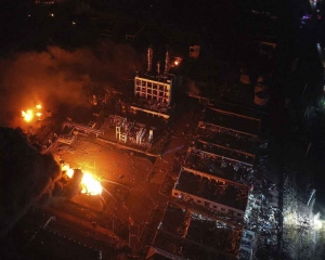 China chemical plant blast death toll reaches 47; Xi for all-out efforts to rescue victims