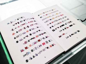 Chinese artist writes book using only emoticons