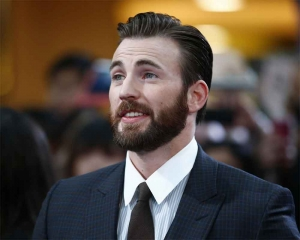 Chris Evans blasts Donald Trump over 'hateful and racist' tweet