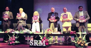 Conference on antimicrobial resistance held at SRM University