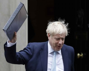 Court papers say UK's Johnson would seek delay if no deal