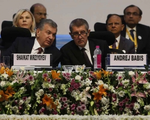 Czech PM hails 'Make in India' initiative as good strategy