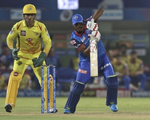 DC post 147/9 against CSK in Qualifier 2