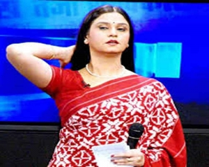 DD News anchor Neelum Sharma no more