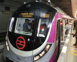 Delhi Metro to curtail 'excessive announcements' on Magenta Line