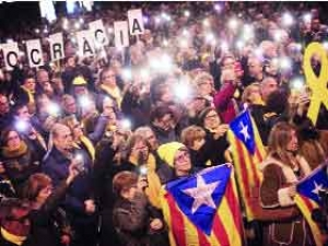 Democracy not real test in Catalonia trial