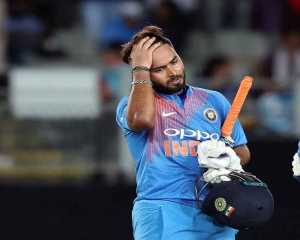Each day, I want to improve as a cricketer and human being, says Pant