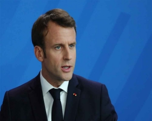 EU to reach Brexit position by end of next week: Macron
