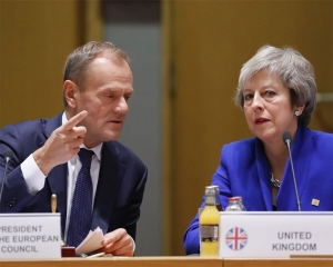 Europe offers UK more time to leave the bloc