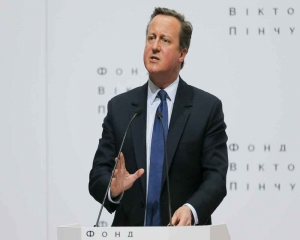 Ex-PM Cameron slams Johnson over Brexit