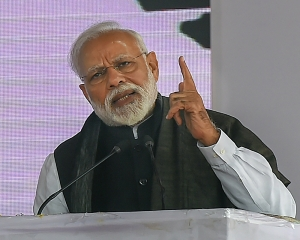 Forces permitted to choose time and place for future action against terrorists: PM on Pulwama