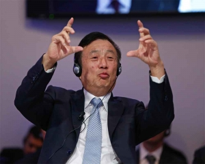 Forget Trump, will have tea at 10 Downing Street: Huawei CEO