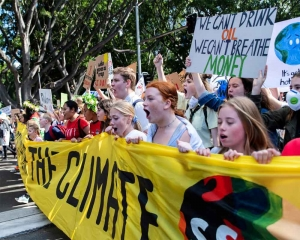 Global climate protests begin in Australia before UN summit