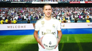 Hazard wants to become Galactico