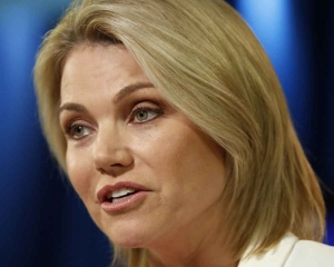 Heather Nauert withdraws her nomination for US envoy to UN
