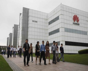 Huawei planning major job cuts in US: WSJ