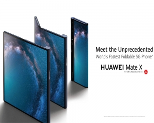 Huawei to launch Mate X foldable phone in India
