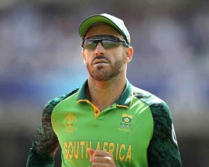 If we look back, it would be tough get out of the hole: du Plessis